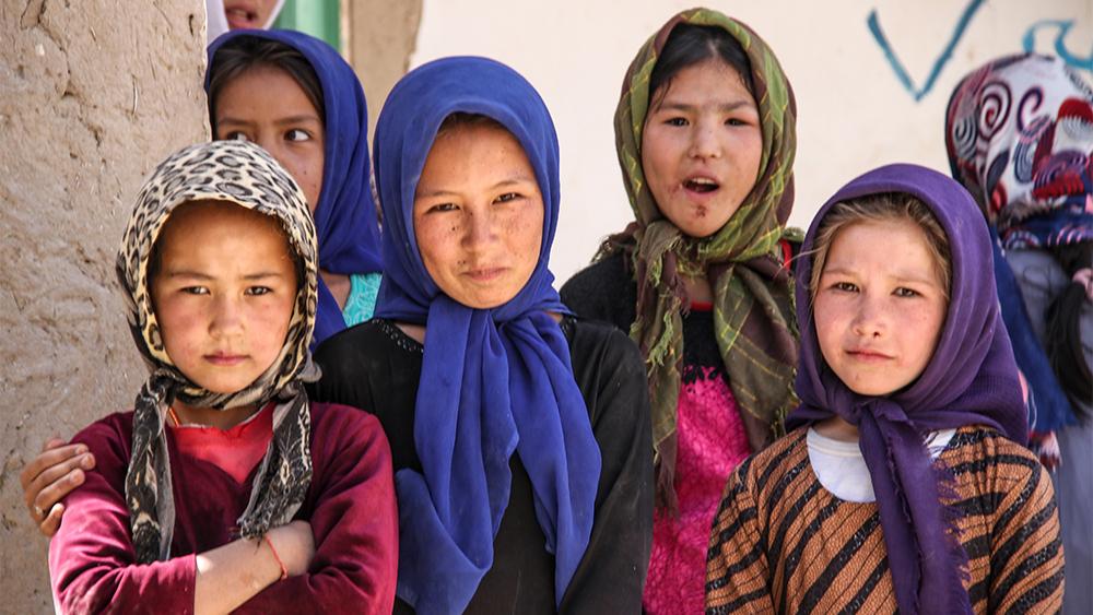 Rädslan bland Afghanistans kvinnor