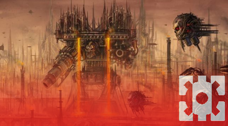 Masters of the Forge - Episode 038 - Adeptus Mechanicus Part 1