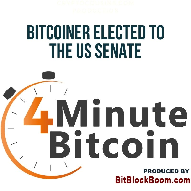 Bitcoiner Elected To The US Senate