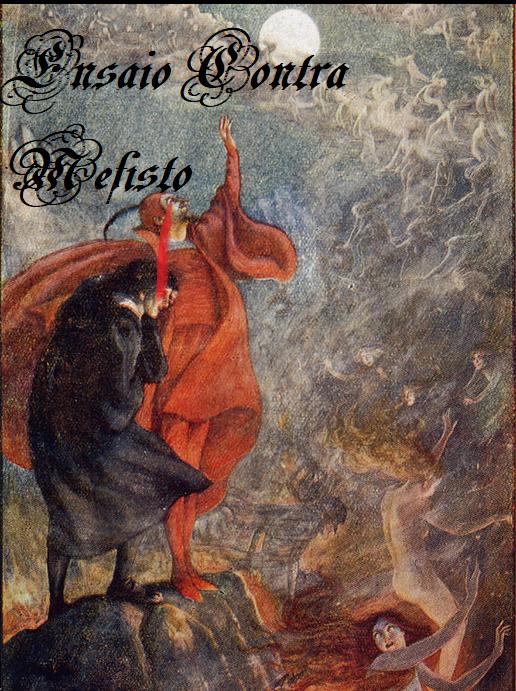 Ensaio Contra Mefisto show art