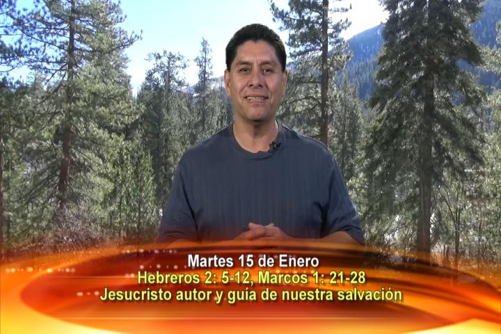 Artwork for Dios te Habla con Dn. Alfredo Vargas; Jesucristo autor y guía de nuestra salvación.