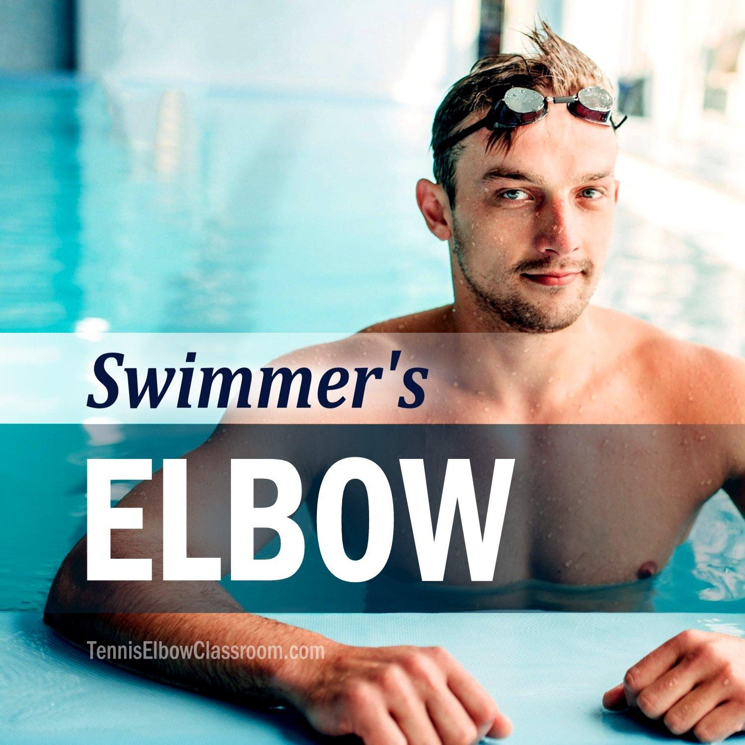 Swimmer's Elbow Podcast Cover Image
