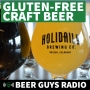 Artwork for Gluten-free craft beer with Holidaily Brewing