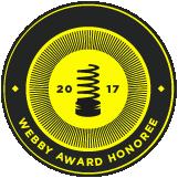 WebbyHonoree