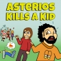 "Artwork for Asterios Kills A Kid #3: ""Cuss Control"""