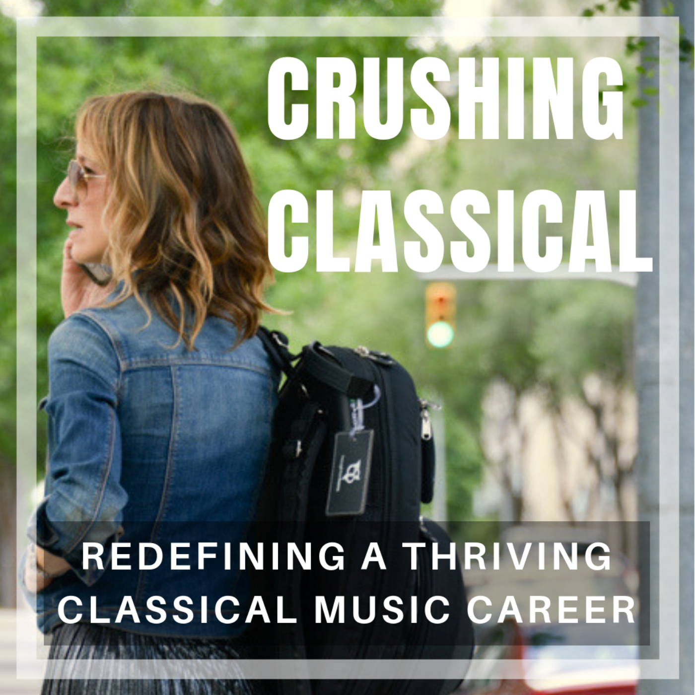 Crushing Classical show art