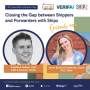 Artwork for 193: Closing the Gap between Shippers and Forwarders, with Shipz