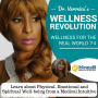 Artwork for 74: Learn about Physical, Emotional and Spiritual Well-being from a Medical Intuitive - Dr. Veronica Anderson