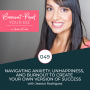 Artwork for 049 - Navigating Anxiety, Unhappiness, and Burnout to Create Your Own Version of Success with Jessica Rodriguez