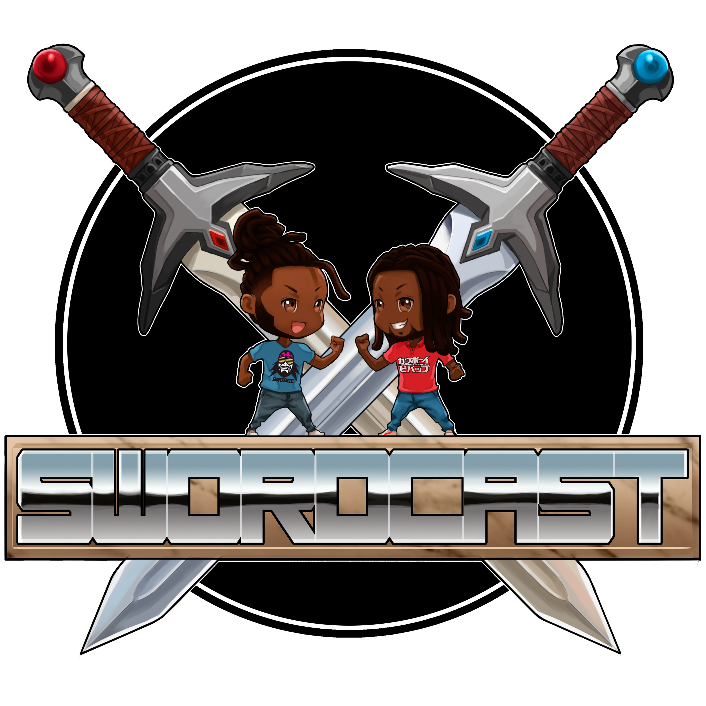 The SwordCast show art