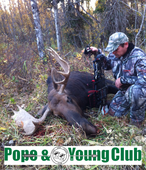 Pope and Young Club with Rick Mowery HFJ No.101