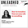 Artwork for 327. Deb Zahn teaches the craft of consulting