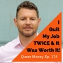 Artwork for I Quit My Job TWICE & It Was Worth It! - Queer Money Ep. 174
