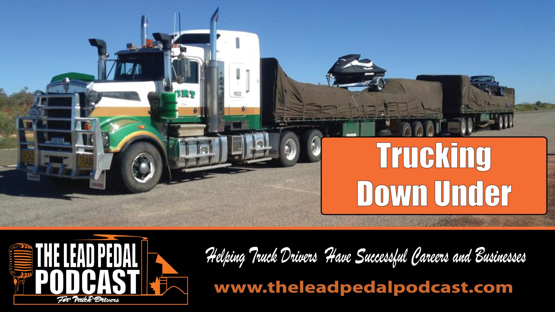 Trucking Down Under