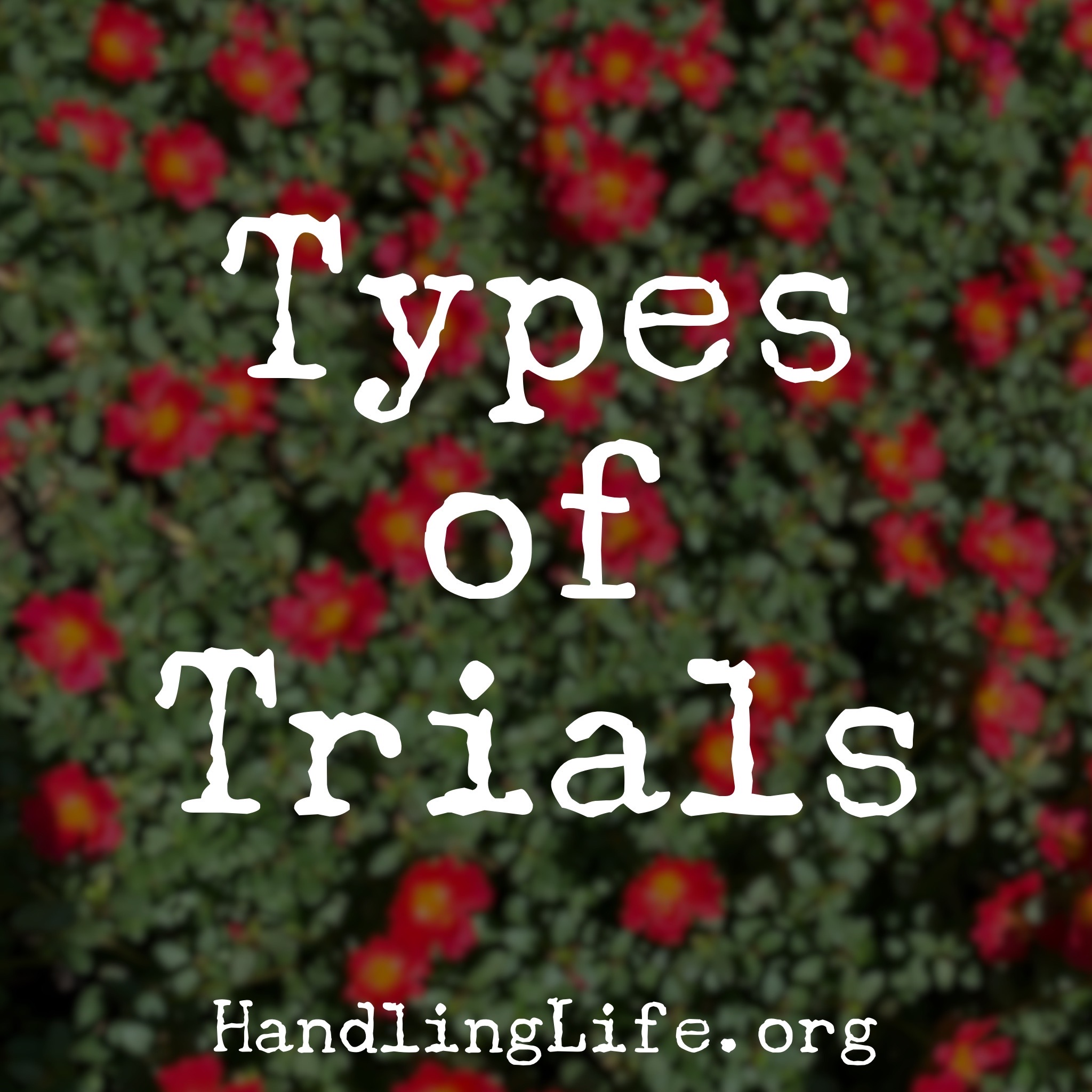 Artwork for Types of Trials