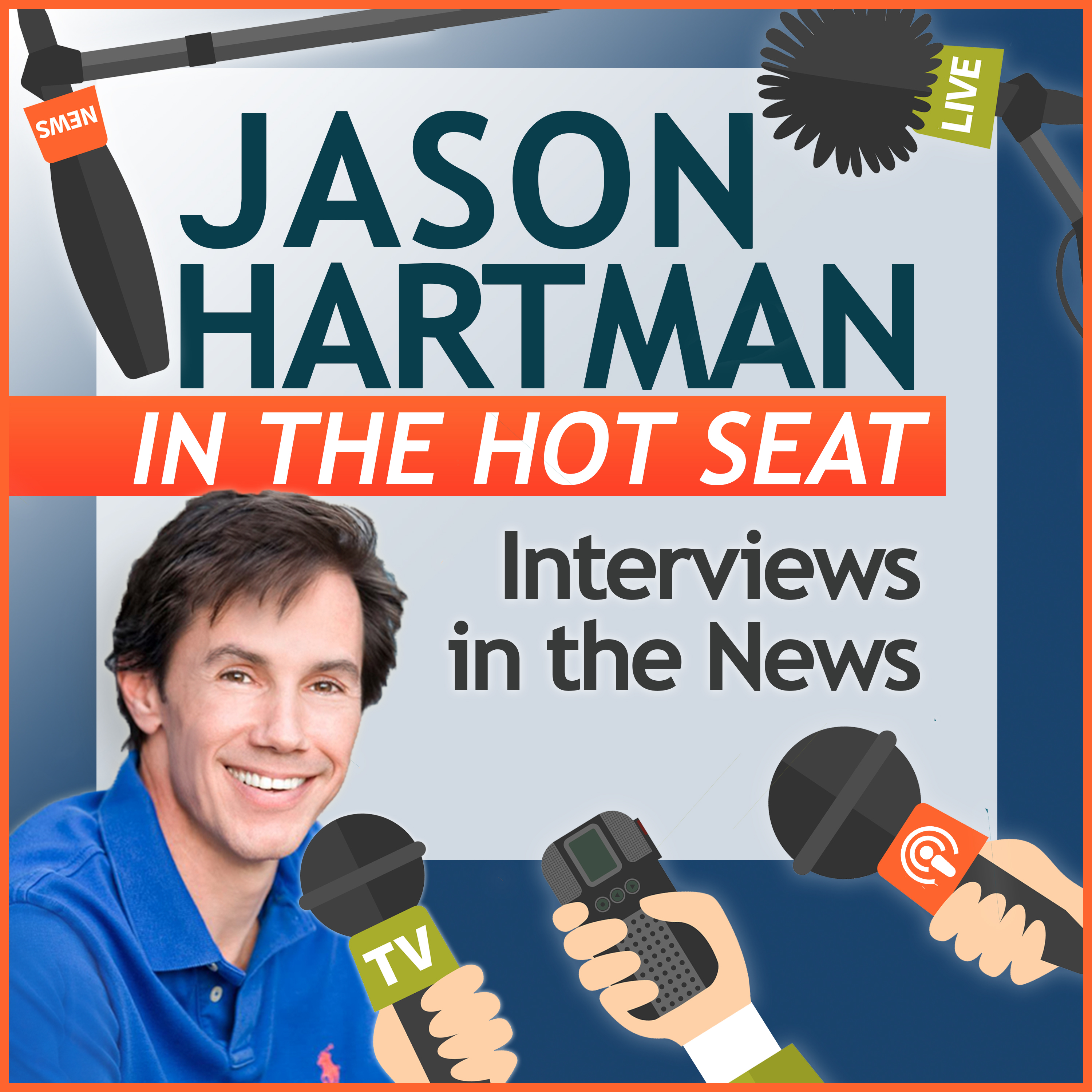 Jason Hartman In the Hot Seat logo