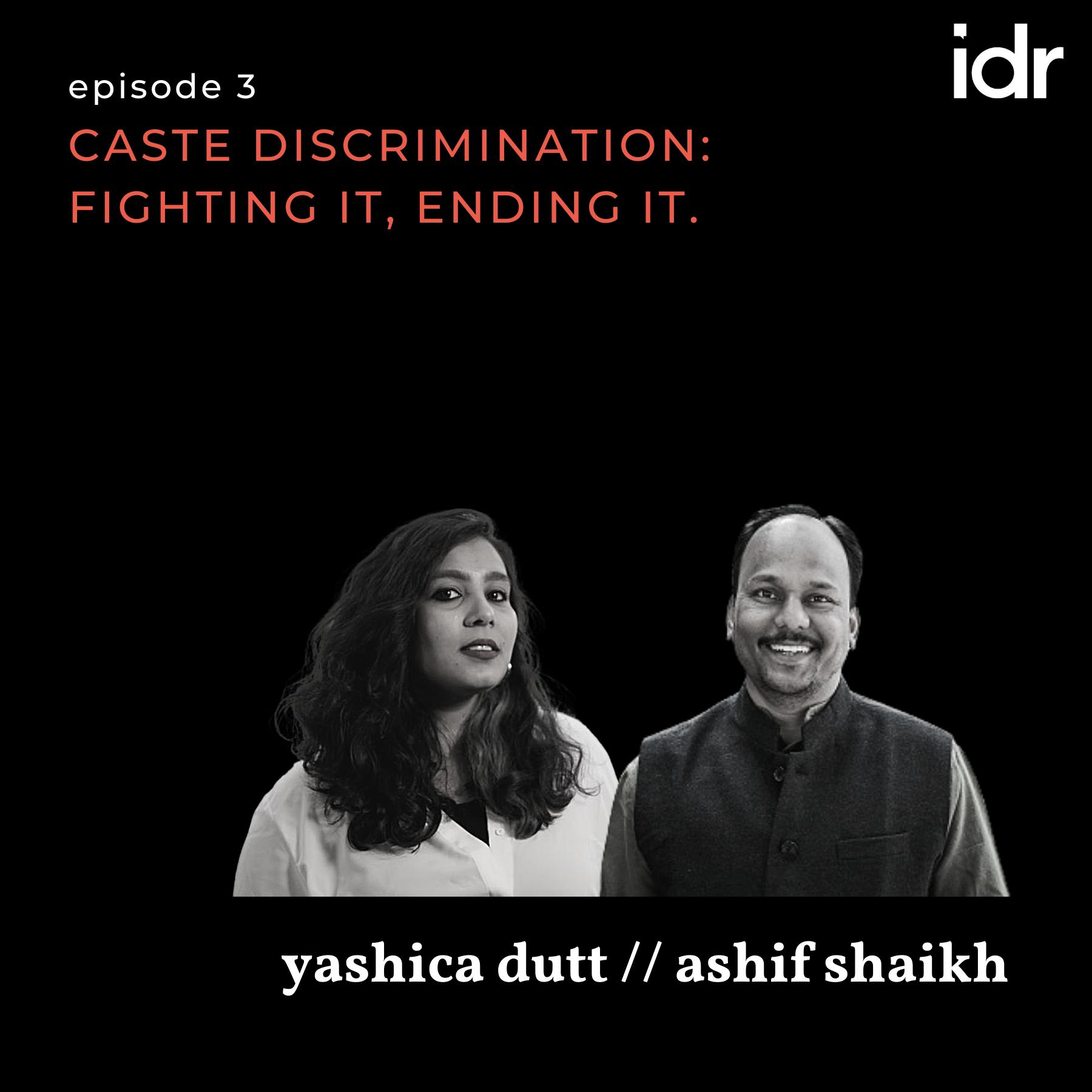 Caste discrimination: Fighting it, ending it