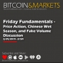 Artwork for Price Action, Chinese Wet Season, and Fake Volume Discussion   Bitcoin & Markets