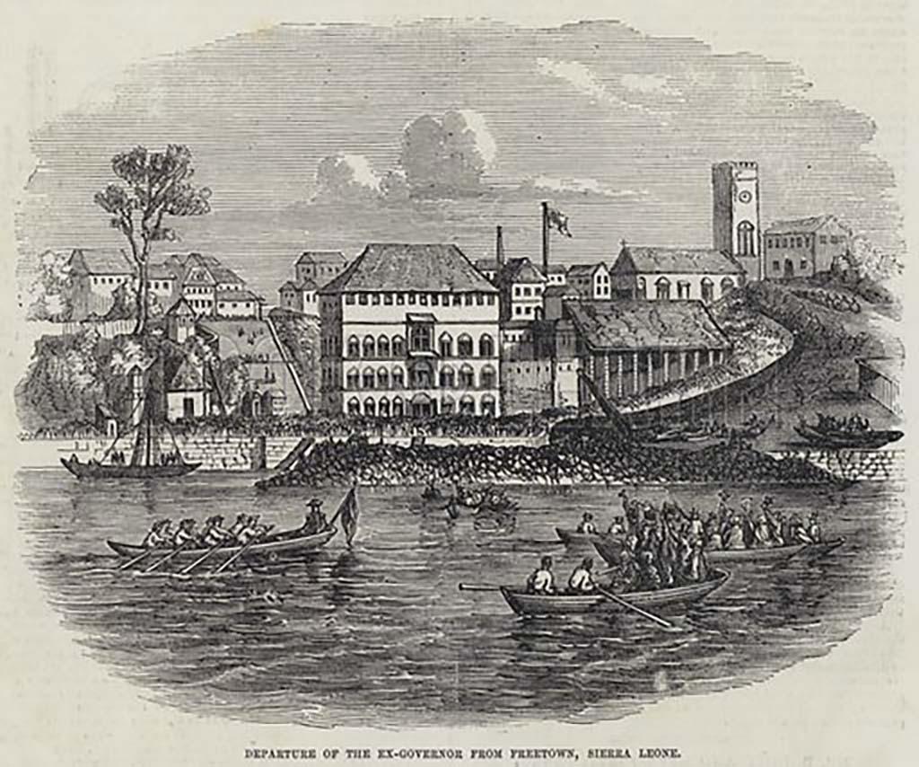 Sierra Leone,1789: À chacun sa révolution!