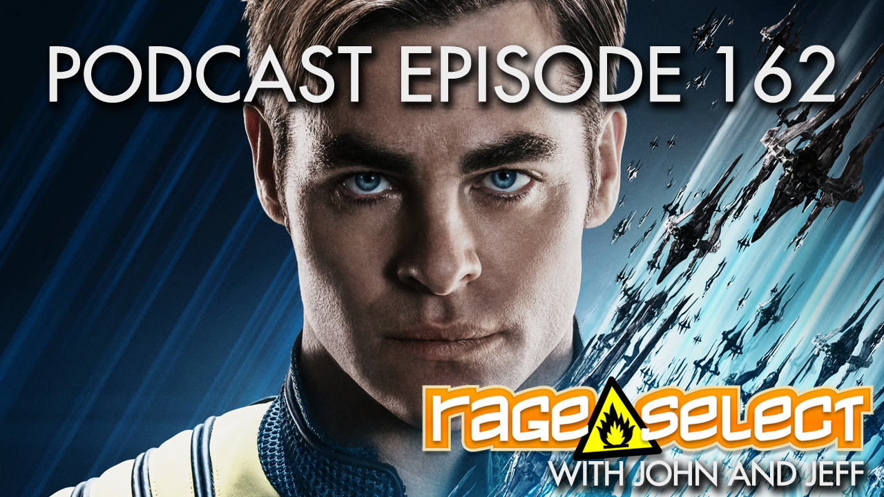 Rage Select Podcast Episode 162 - John and Jeff Answer Your Questions!