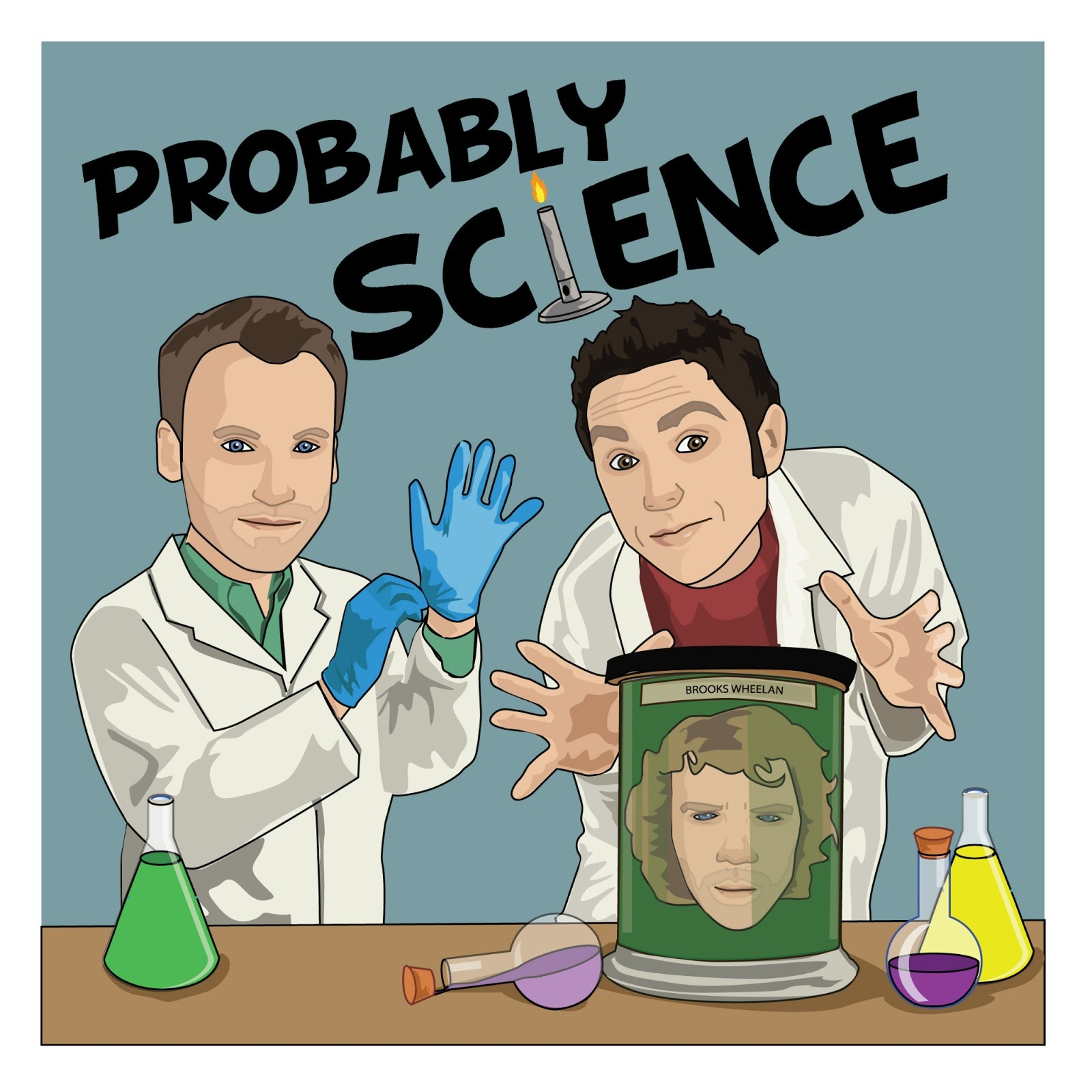 Artwork for Episode 434 - David B. Lyons and Jesse Case