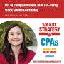 Artwork for 113 Out of Compliance and into Tax-savvy Stock Option Consulting, with Minnie Lau, CPA