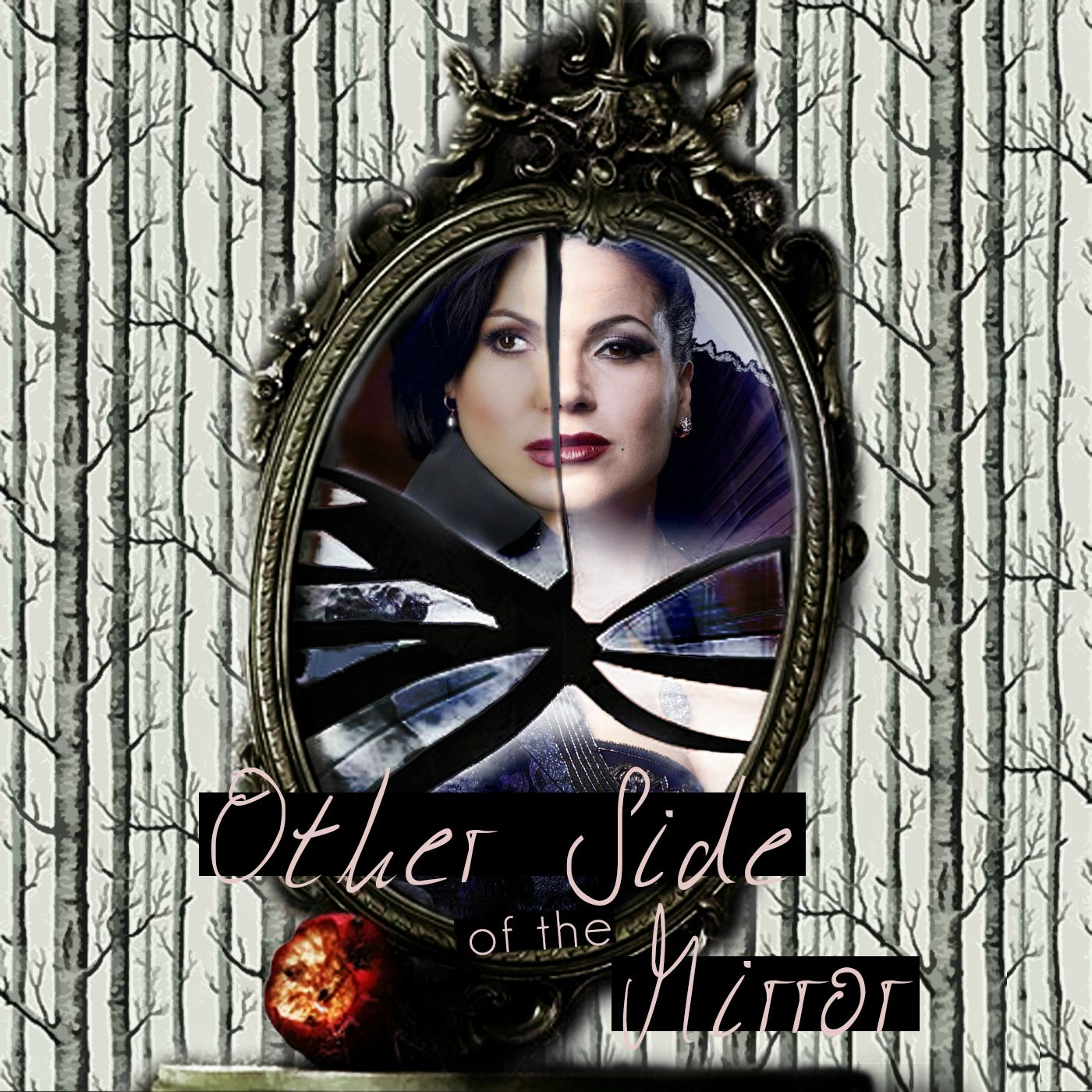 Other Side of the Mirror: A Once Upon a Time fan podcast show art