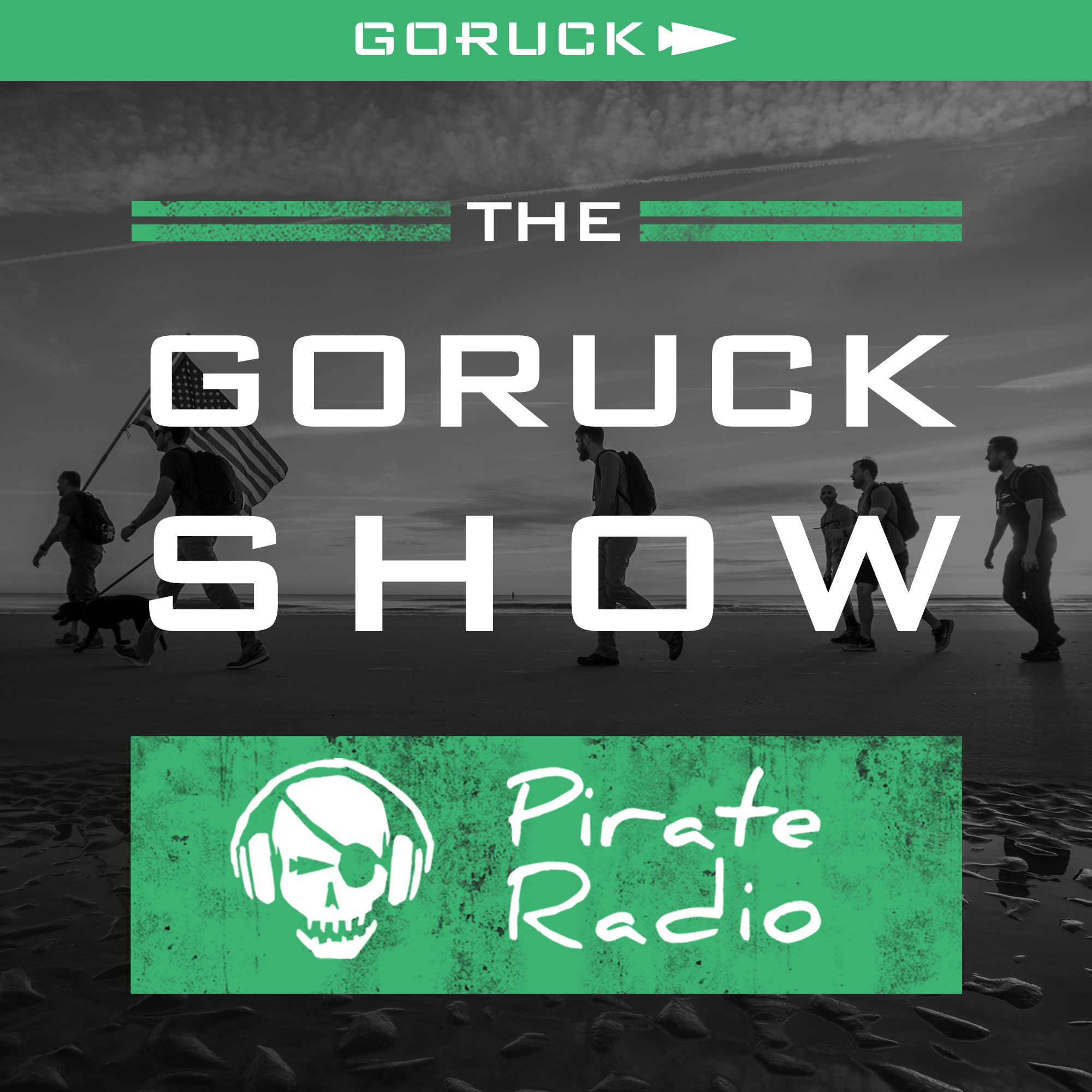 The GORUCK Show show art