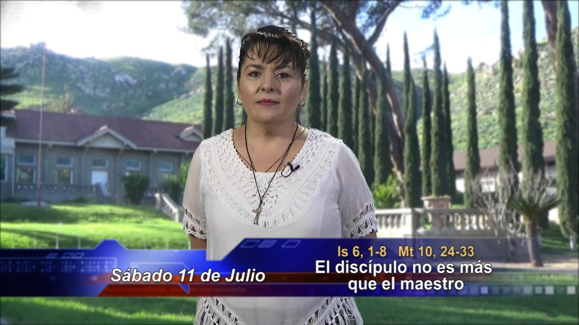 Artwork for Dios te Habla con Leticia Diaz; Tema de hoy: El discípulo no es más que el maestro