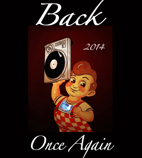 Back Once Again (2014 Extended and Remastered)
