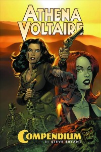 Comic Book Bears Podcast Issue #49 - With Athena Voltaire's Steve Bryant