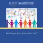 Artwork for h360 Health Talk: RWJUH Hamilton - National Blood Donor Month (Part 1)