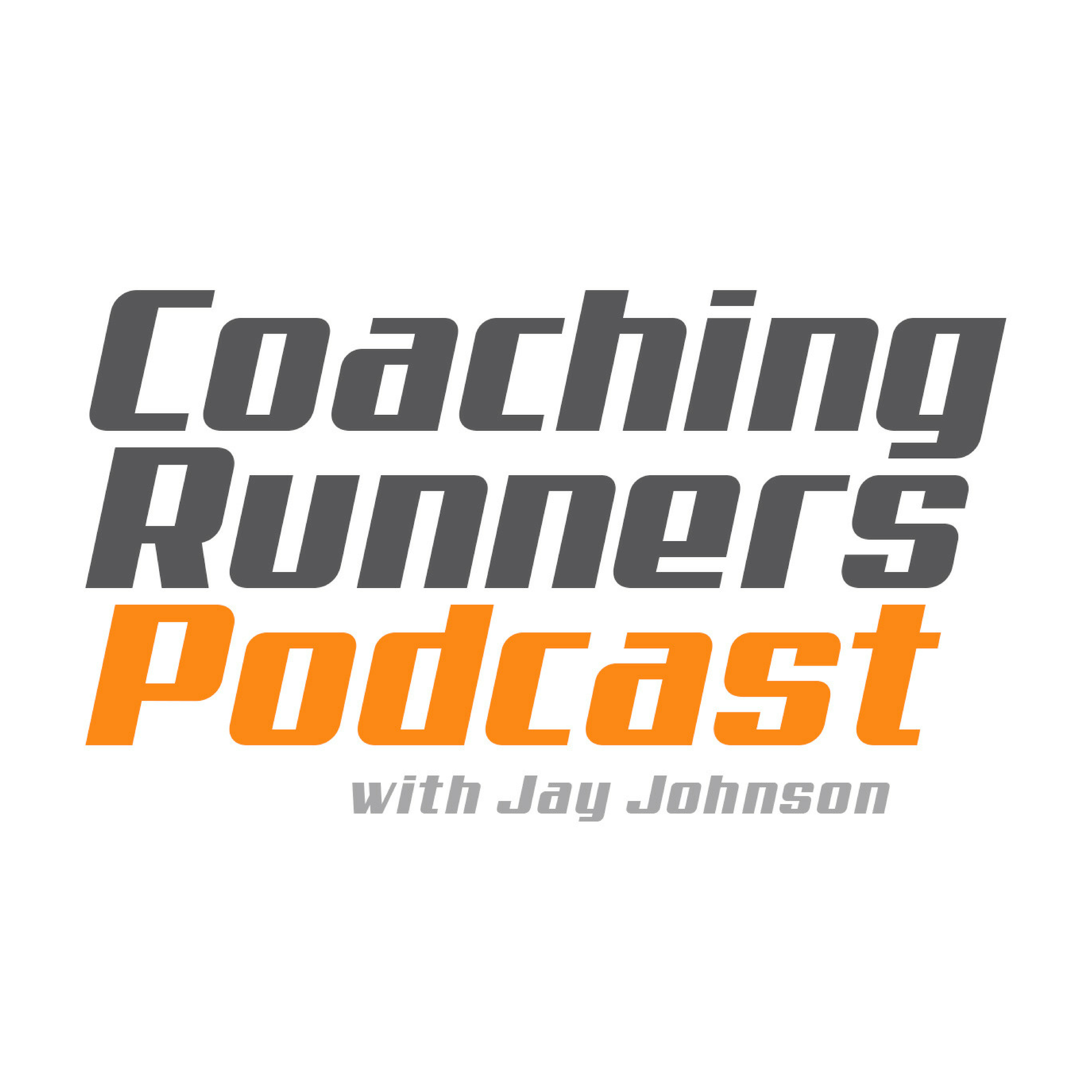 Coaching Runners Podcast show art