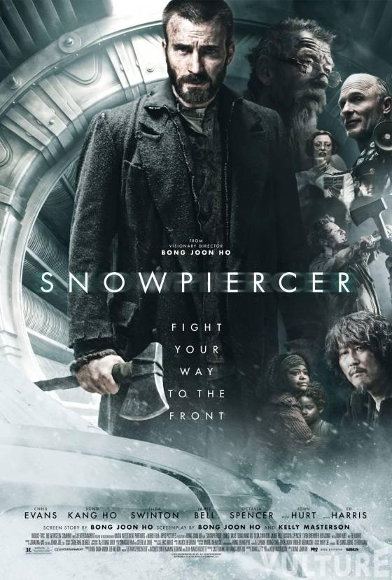 Ep. 20 - Snowpiercer (Die Hard vs. The Raid Redemption)