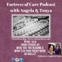 Artwork for Fortress of Care from EP 4 Pearl Talk: What are you reading & What's in your pocketbook and wallet
