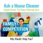 Artwork for Family Competition in the Cleaning Business