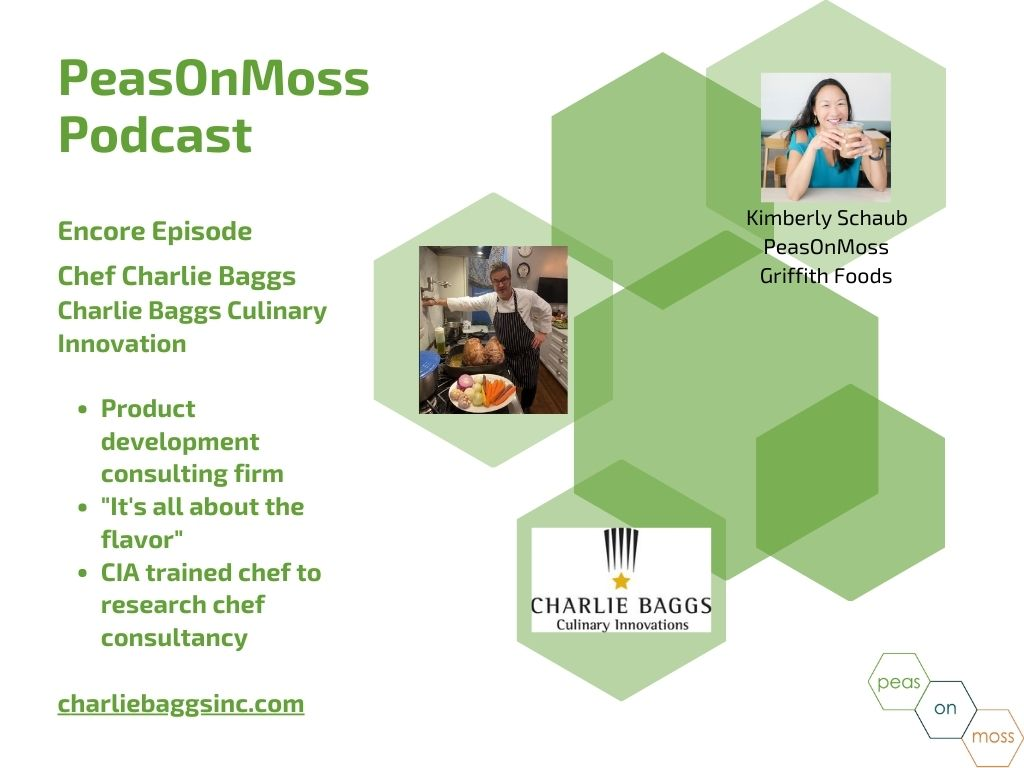 Encore episode: Chef Charlie Baggs - Charlie Baggs Culinary Innovation