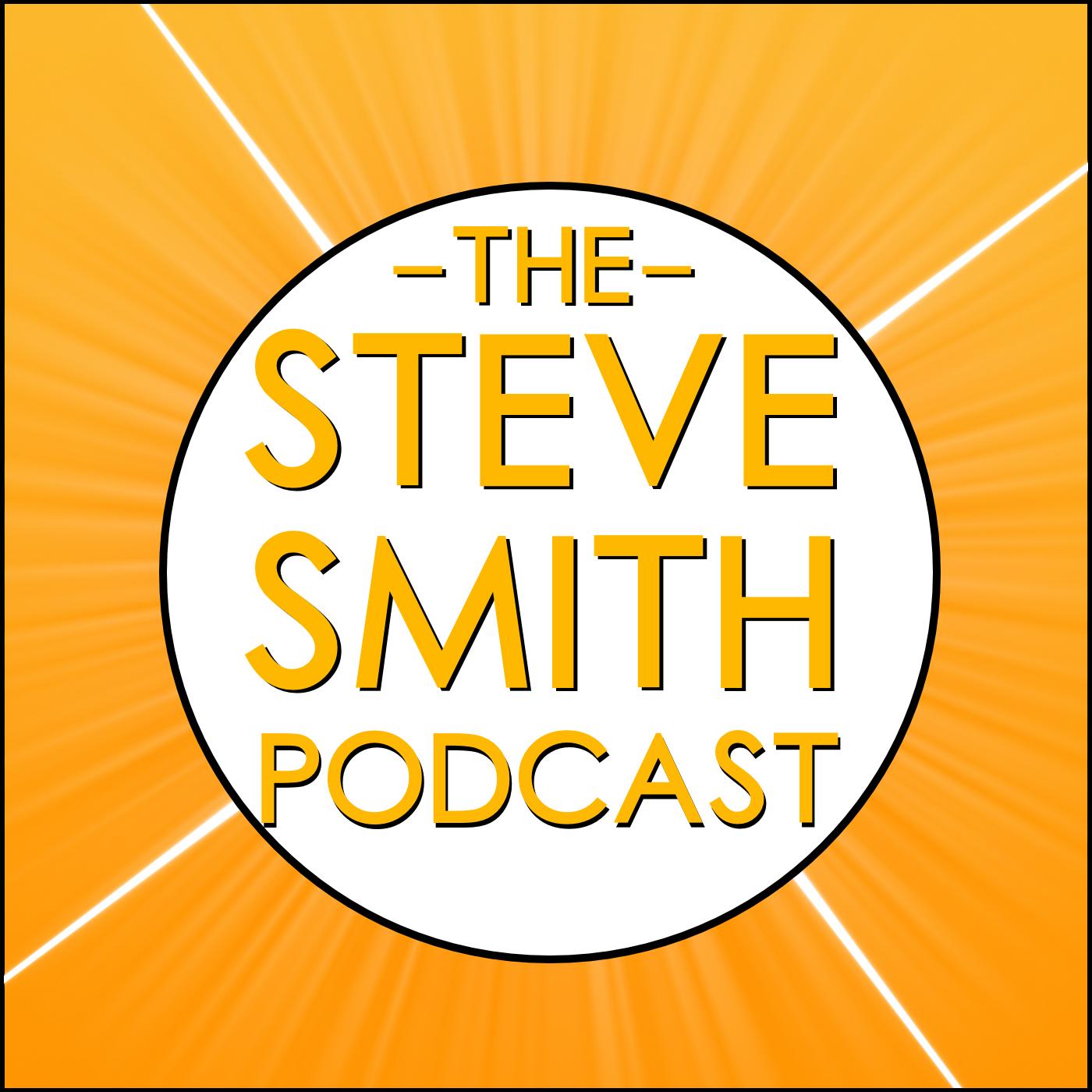 Steve Smith Podcast show art