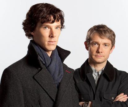 Episode 42:  BBC Sherlock - Cumberbatch Returns