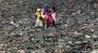 Artwork for Human and Material Detritus at Mumbai's Deonar Waste Mountains