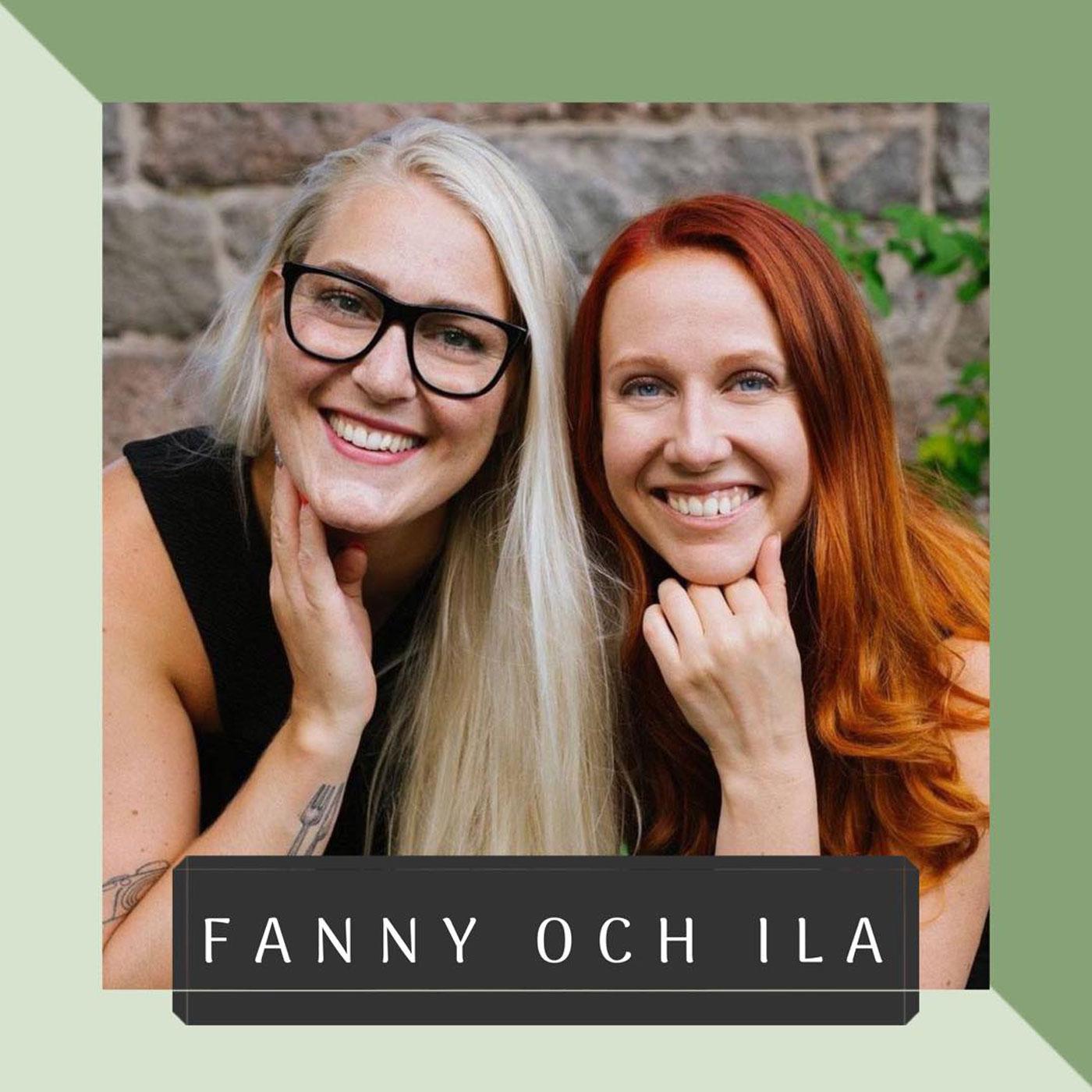 Fanny och Ila - Hållbar livstil och holistisk hälsa show art