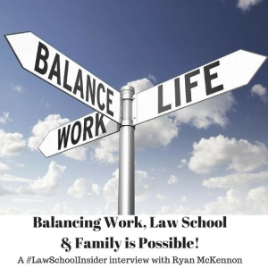 Balancing Work, Law School & Family Is Possible! - EP46