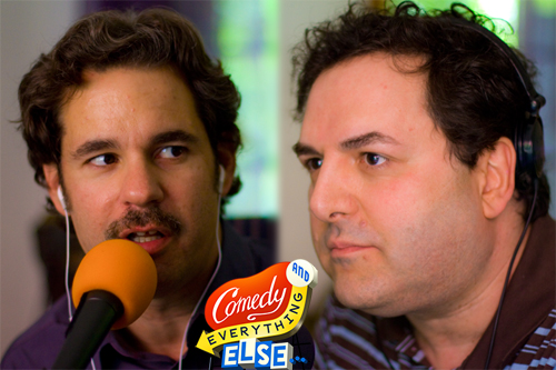 Episode 85 with Paul F. Tompkins and Tom Scharpling