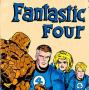 Artwork for The Last Panel: Episode 45 - Fantastic Four: The Comics (Feature)