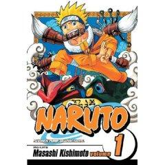 Episode 55: Naruto Volume 1 by Masashi Kishimoto