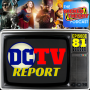 Artwork for Ep.81 - DC TV REPORT