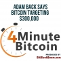 Artwork for Adam Back Says Bitcoin Targeting $300,000
