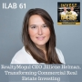 Artwork for 61: RealtyMogul CEO Jilliene Helman, Transforming Commercial Real Estate Investing