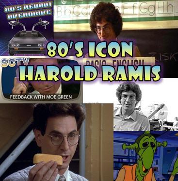 80's Icon Harold Ramis - 80's Reboot Overdrive