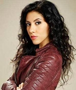 Stephanie Beatriz has a Little Dolly in Her